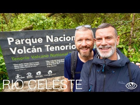 Magical Rio Celeste / Costa Rica Travel Vlog #165 / The Way We Saw It