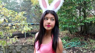 ♡Quick&Simple Halloween Bunny Costume♡ Thumbnail