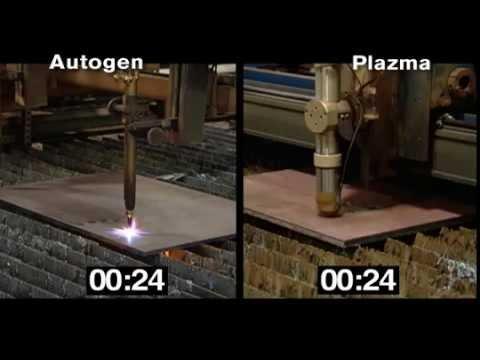 Důvodů proč plazma poráží autogen | Hypertherm