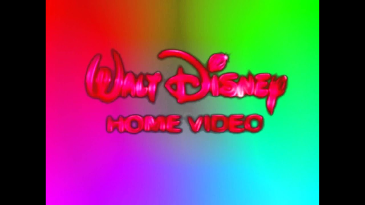 Walt Disney Home Video - Restored with Effects (1080p HD ...