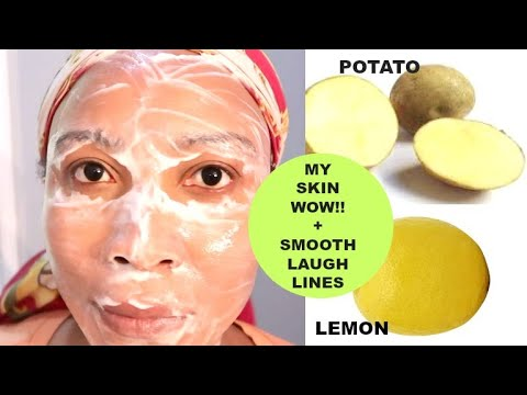 i-use-potato-and-lemon-on-my-skin,-look-what-it-did-to-my-skin!!-clear-dark-spots-+-remove-wrinkles