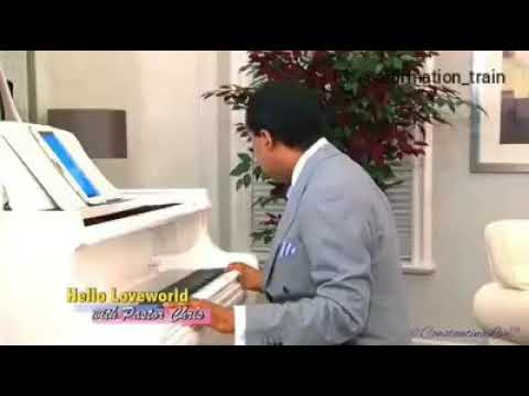 Download Wonderful Worship experience with Pastor Chris as he plays the Piano