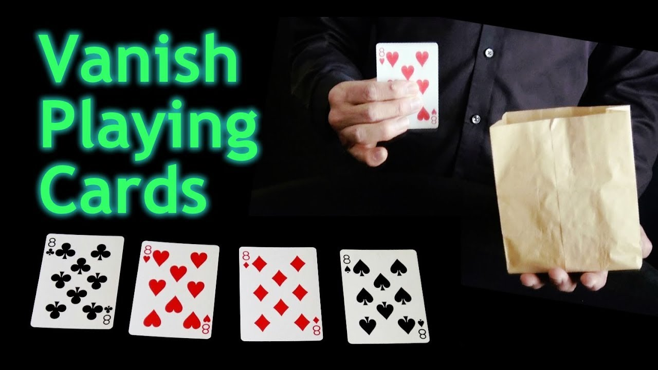Easy Magic Tricks for Beginners and Kids With Cards - Make ...