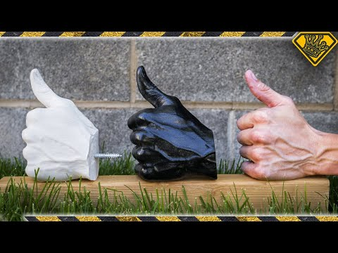 Replicating Body Parts using Seaweed Alginate