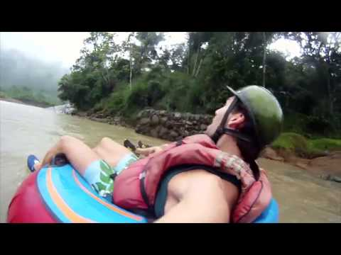 GuySpy Presents Bump! Deleted Scenes: River Tubing with Charlie Manual Antonio River