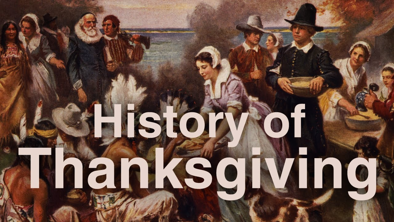 "Download History of Thanksgiving: The Pilgrims to ""Franksgiving"""