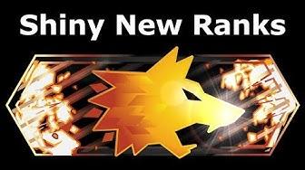 New Ranks for CS:GO's Dangerzone
