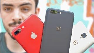 ¡ONEPLUS 5 IMPRESIONES!, ¿cómo es frente al ONEPLUS 3T o iPHONE 7 PLUS?