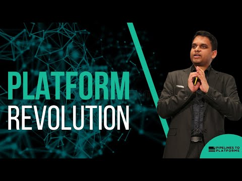 Platform Revolution - Opening Keynote by Sangeet Paul Choudary at the Social Business Forum, 2016