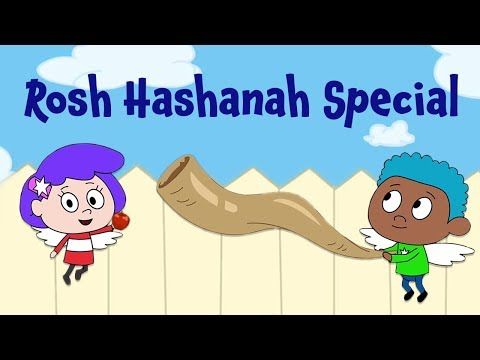 The Rosh Hashanah Shaboom! Special: Be the Best Me