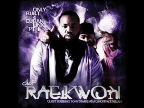 Raekwon - Kiss The Ring (HQ + Lyrics)