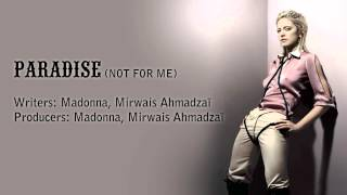 Download Video Paradise (Not For Me) - Instrumental MP3 3GP MP4
