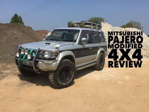 Owning A Mitsubishi Pajero, Modified 4X4 Review