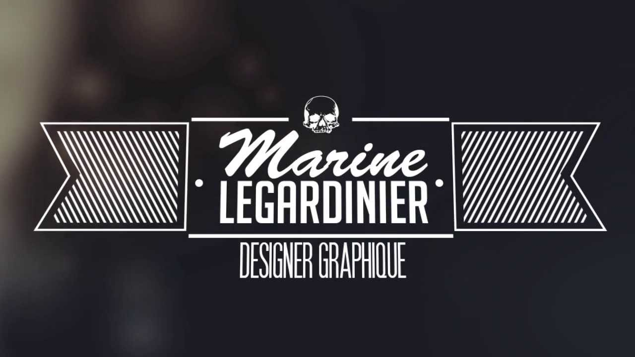 cv motion design   marine legardinier