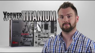 mSI Z170A XPOWER GAMING TITANIUM Review HD