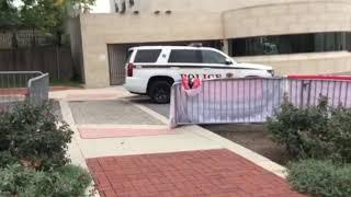匪夷所思:现场实录中国大使馆崔天凯力量大命美国特情局强拆中国访民王春燕的新帐篷