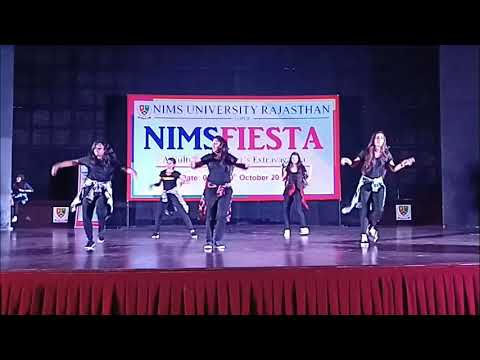 My Name Is Lakhan : Nims Medical College MBBS Girls Dance Performance | NIMS FIESTA 2018 |