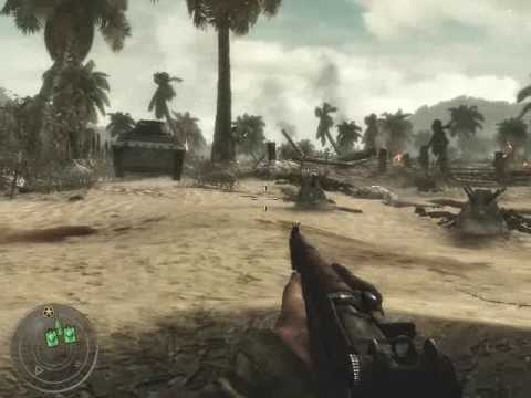 Секретное оружие (Secret Weapon) в Call Of Duty 5: World At War