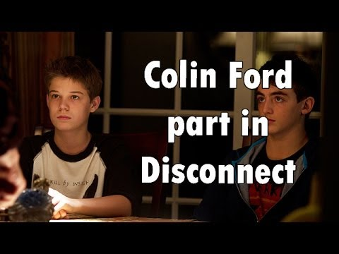 Colin Ford in Disconnect