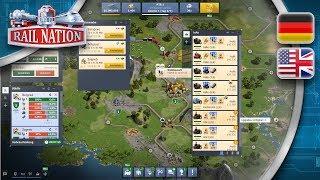 Rail Nation | Update - Widgets