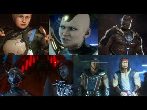 Mortal Kombat : Roster So Far & Possible Returning Characters (Reveal Breakdown)