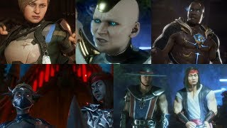 Mortal Kombat 11: Roster So Far & Possible Returning Characters (Reveal Breakdown)