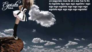 Egoista -  Belinda y Pitbull  -  Carpe Diem - Lyrics Letra - Descarga mp3