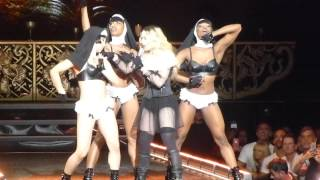 HOLY WATER / VOGUE -MADONNA: REBEL HEART TOUR MSG NYC 9.17.15