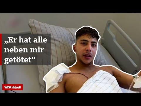 Hanau: So fühlt NRW mit den Opfern mit  | WDR Aktuelle Stunde