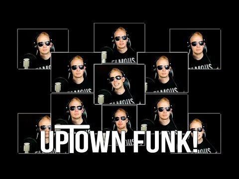 Uptown Funk! - Acapella Cover - ft. Mr Dooves