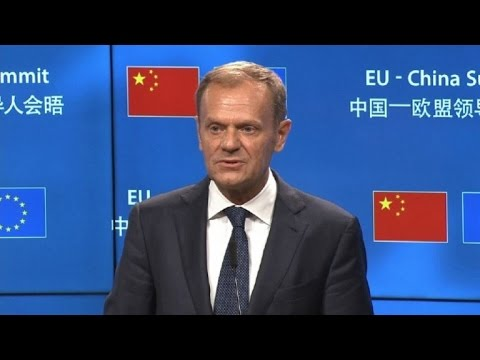 EU, China 'stepping up cooperation' on climate: Tusk