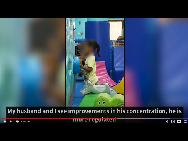 Testimonial: mother of a 5-year-old girl