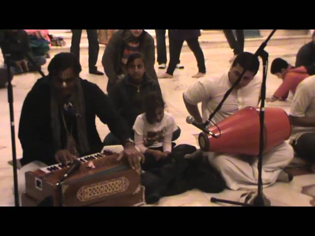 12 Hour Kirtan Part 3 - July 2013 Hare Krishna Melbourne Travel Video