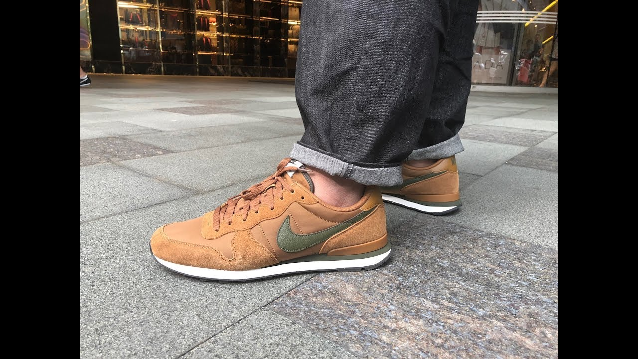 big sale a963f 7908b My Favorite Nike Sneakers Nike Internationalist (Ale Brown)