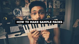 Why sample packs make me the most money