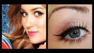 Lauren Conrad Makeup Howto: Everyday Winged Liner