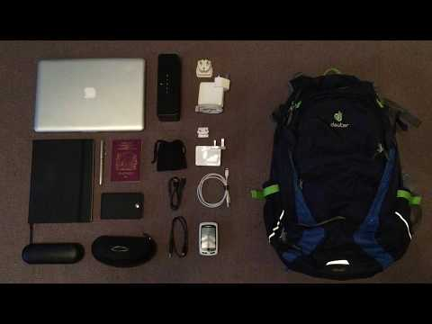 Deuter Trans Alpine 30 road guiding trip bag