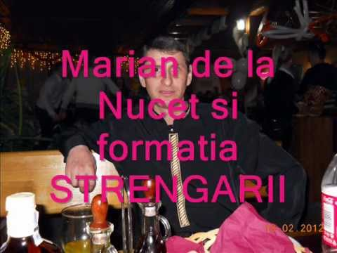 Marian de la Nucet -Sarba live 0722290256