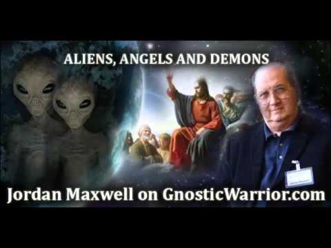 jordan maxwell aliens