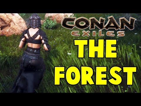 Dryer, Fluid Press, Grinder, Planter And Forest Biome | Conan Exiles Full Release Gameplay | S3 E3