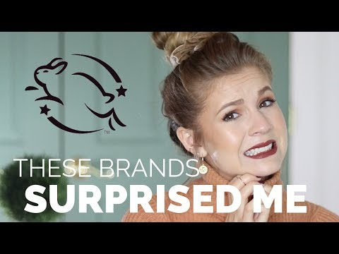 Brands you THOUGHT were cruelty-free... BUT ARE NOT!