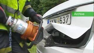 Volvo C30 Electric - Safety