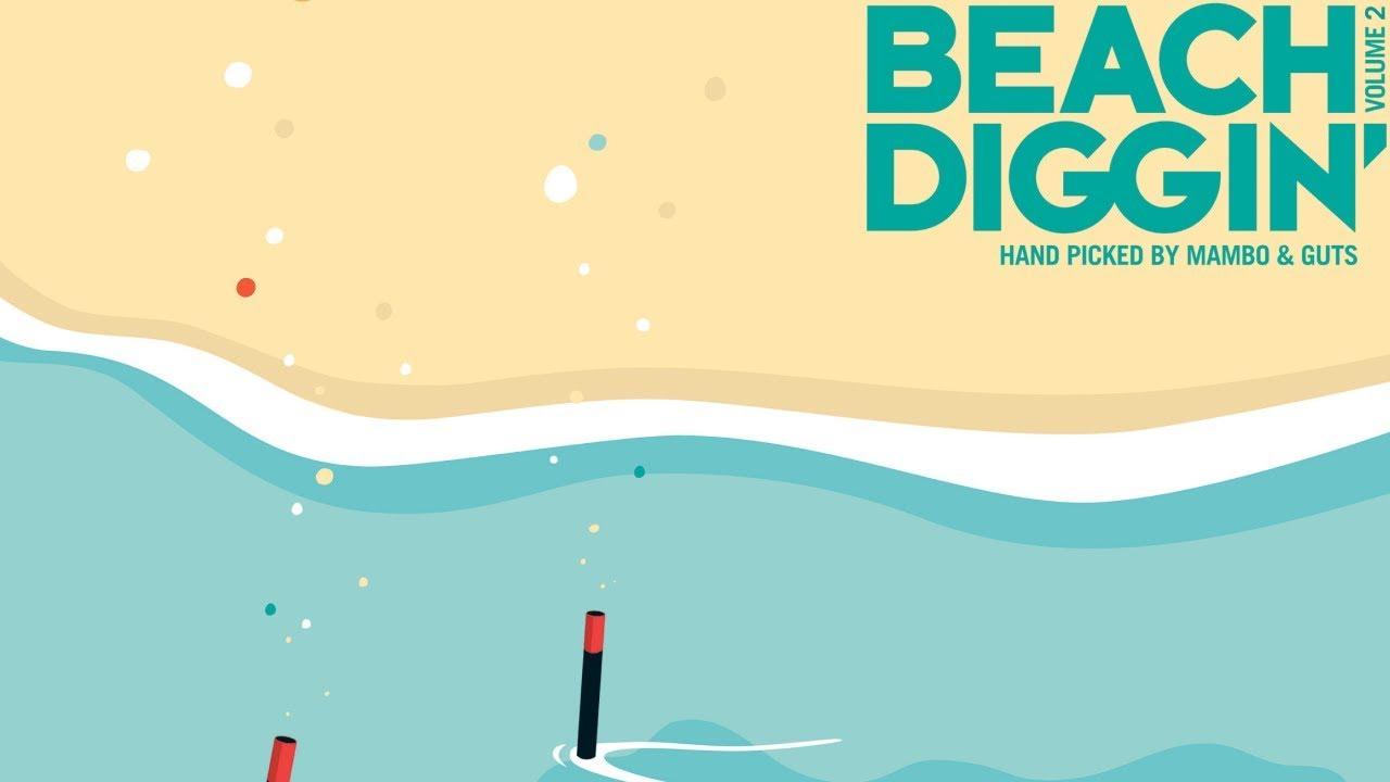 Download Sonya Spence - Let Love Flow On  (GUTS & MAMBO - Beach Diggin' vol.2)