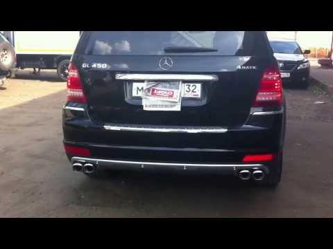 Внедорожник Mercedes GL 450 больше чем просто джип!