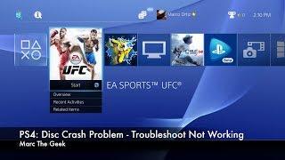 Video PS4: Disc Crash Problems - Troubleshoot Not Working (READ UPDATE) download MP3, 3GP, MP4, WEBM, AVI, FLV November 2017