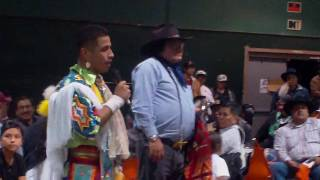 rudy youngblood speech @ white swah powwow 2010