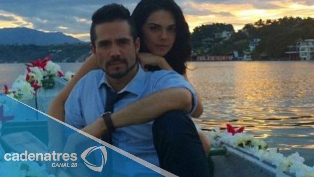Repeat José Ron niega romance con Livia Brito by Imagen
