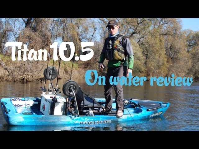 On Water Review: Native Titan 10.5