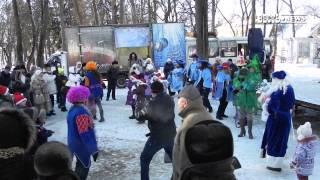 видео Новый год по-французски