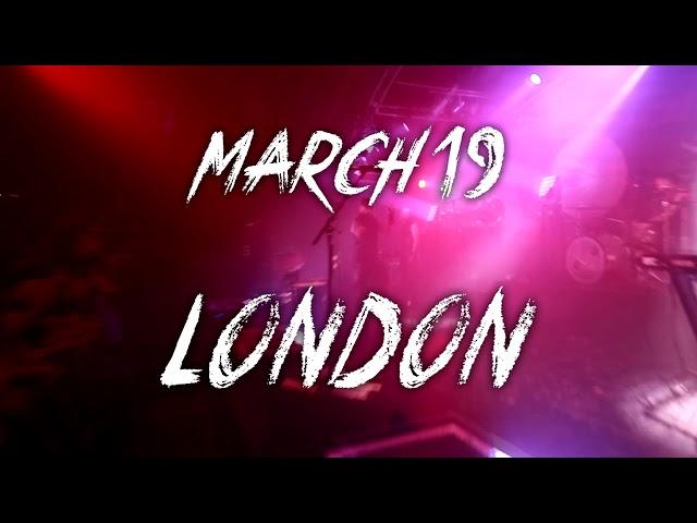 Ritual Tour 2019 - London
